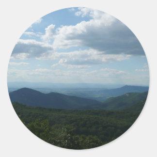 Appalachian Mountains II Sticker