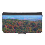 Appalachian Mountains in Fall iPhone 5 Wallet Case