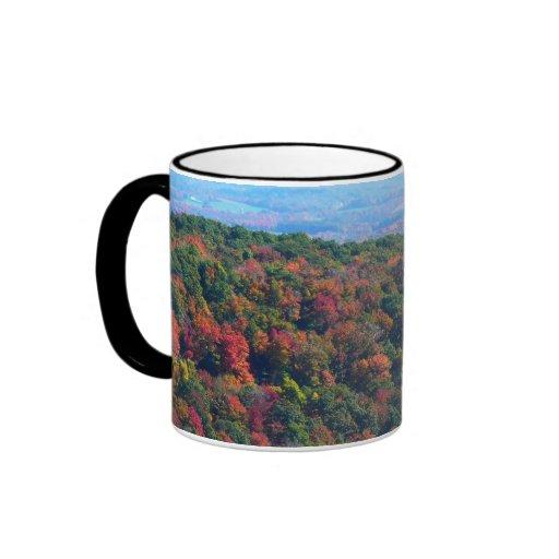 Appalachian Mountains in Fall Mug