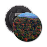 Appalachian Mountains in Fall Nature Photography Bottle Opener