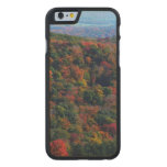 Appalachian Mountains in Fall Nature Photography Carved Maple iPhone 6 Case