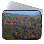 Appalachian Mountains in Fall Nature Photography Computer Sleeve