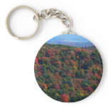Appalachian Mountains in Fall Nature Photography Keychain