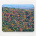 Appalachian Mountains in Fall Nature Photography Mouse Pad