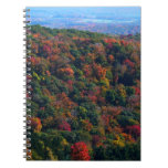 Appalachian Mountains in Fall Nature Photography Notebook