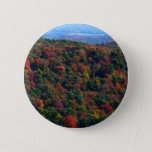 Appalachian Mountains in Fall Nature Photography Pinback Button