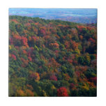 Appalachian Mountains in Fall Nature Photography Tile