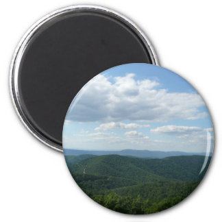 Appalachian Mountains Magnet
