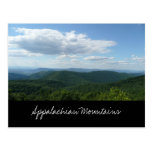 Appalachian Mountains Postcard