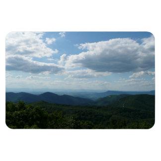 Appalachian Mountains Premium Magnet