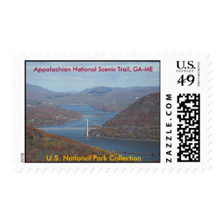 Appalachian National Scenic Trail Stamp