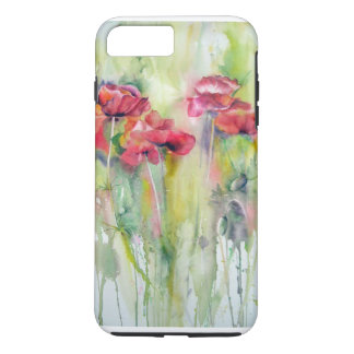 Appalachian Poppies iPhone 7 Plus Case