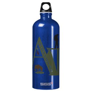 Appalachian Trail AT Aluminum Water Bottle