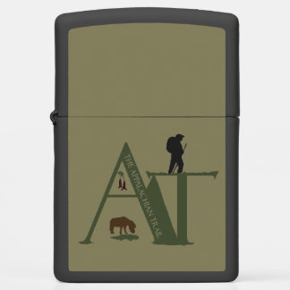 Appalachian Trail AT Natural Attractions Zippo Zippo Lighter