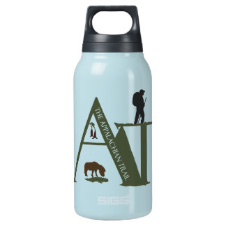 Appalachian Trail AT 10 Oz Insulated SIGG Thermos Water Bottle