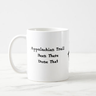 Appalachian Trail Been There Done That Coffee Mug
