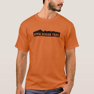 Appalachian Trail (Elevation) - Blaze Orange T-Shirt
