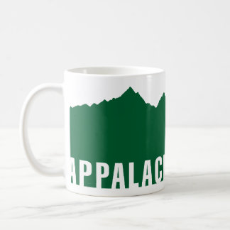Appalachian Trail (Elevation) Coffee Mug