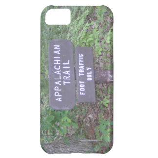 appalachian trail footpath sign iPhone 5C case