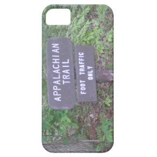 appalachian trail footpath sign iPhone 5 case