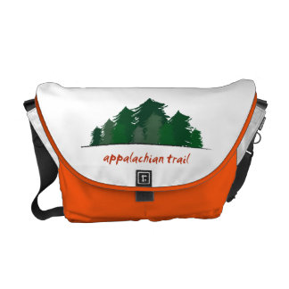 Appalachian Trail (Forest) Courier Bag