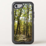 Appalachian Trail in October at Shenandoah OtterBox Defender iPhone 8/7 Case
