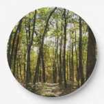 Appalachian Trail in October at Shenandoah Paper Plate