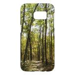 Appalachian Trail in October at Shenandoah Samsung Galaxy S7 Case