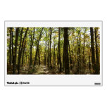 Appalachian Trail in October at Shenandoah Wall Sticker