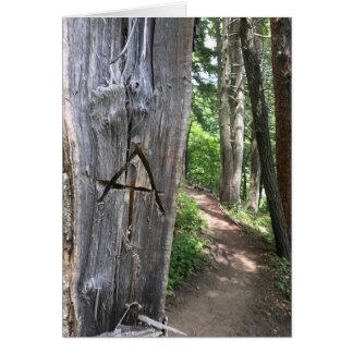Appalachian Trail Notecard