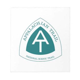 Appalachian Trail Notepad