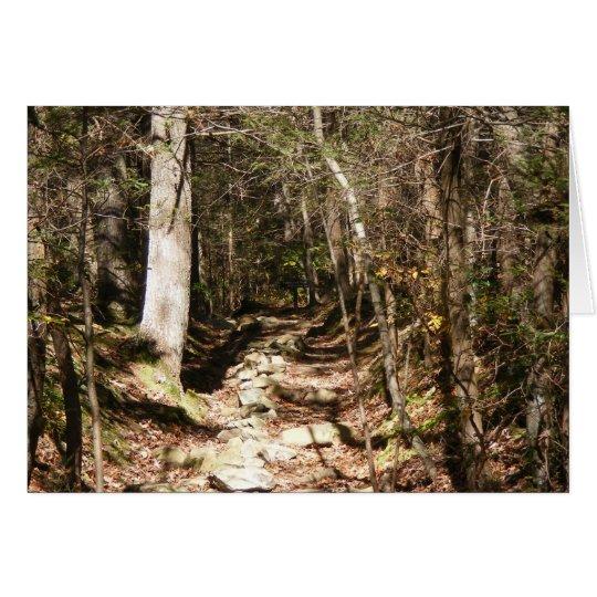 appalachian trail pennsylvania card