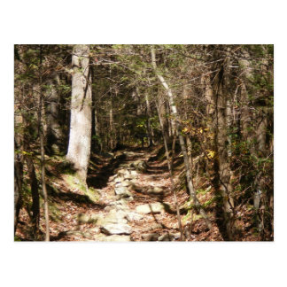 appalachian trail pennsylvania postcard