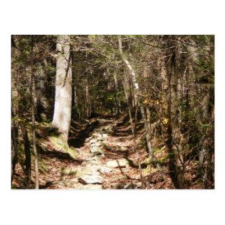 appalachian trail pennsylvania postcard