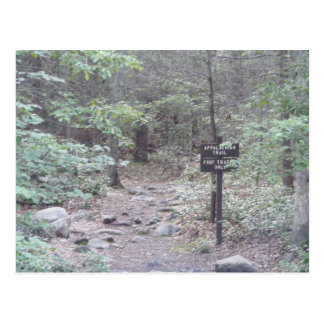 appalachian trail pennsylvania south mountain postcard
