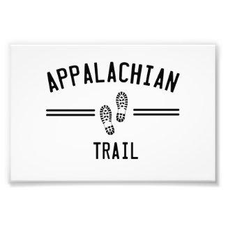 Appalachian Trail Art Photo