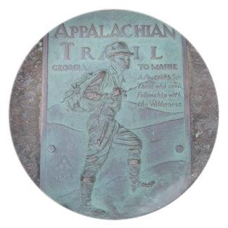 Appalachian Trail Plate