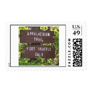 Appalachian trail stamps