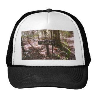 appalachian trail shelter pennsylvania fall trucker hat