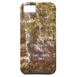 appalachian trail sign pennsylvania fall iPhone 5 case