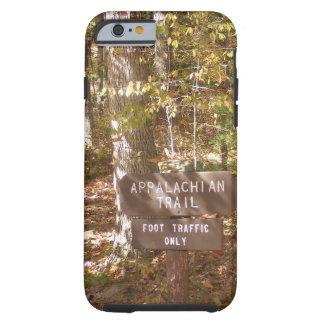 appalachian trail sign pennsylvania fall tough iPhone 6 case