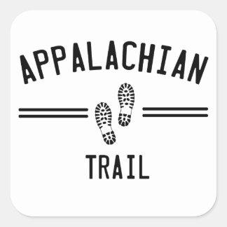 Appalachian Trail Square Sticker