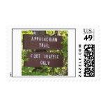 Appalachian trail stamp