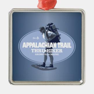 Appalachian Trail (TH) Metal Ornament