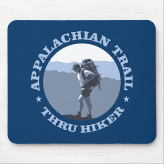 Appalachian Trail -Thru Hiker Mouse Pad