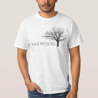 Appalachian Trail Walk With Me Tee Shirt
