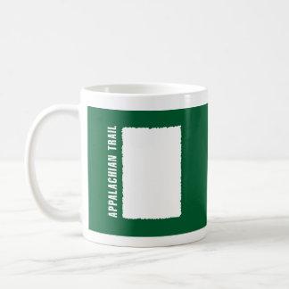 Appalachian Trail White Blaze Classic White Coffee Mug