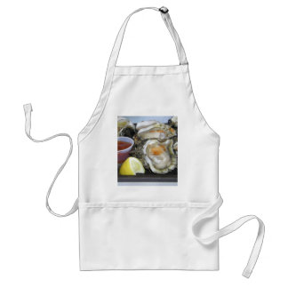 appalachicola oysters adult apron