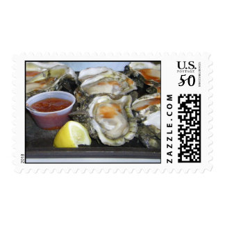 Appalachicola oysters postage stamps