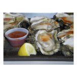 Appalachicola oysters posters